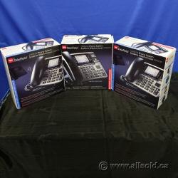 Telefield Phone System w/ Base Station & 2 Wireless Desk Phones
