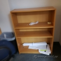 Maple Bookshelf Bookcase with Adjustable Shelves