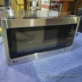 LG LMS1531ST 1,100-Watt, 1.5-cu ft Countertop Microwave