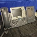 Cisco 7965G Unified IP Business Phone w Expansion 7916 Module