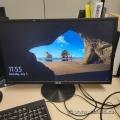 "Asus VN248Q-P Super Narrow 24"" Widescreen LED LCD Monitor HDMI"