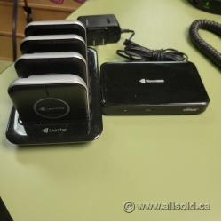 Vivitek NovoPro Wireless Presentation System w/ 4 Launchers