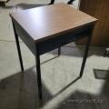 Maple Student Desk Training Table