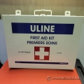 Mountable Metal Uline First Aid Cabinet