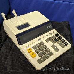 Canon 12-Digit 2-Color Printing Calculator P126-D