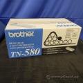 Brother TN580 Black Toner Cartridge, High Yield (TN580)