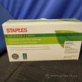 Staples Black Remanufactured Toner Cartridge, HP CE505X