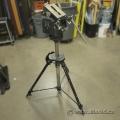 ITE Innovative Television Equipment Tripod Model: T10, H9 Head