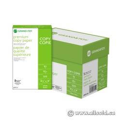 "Premium Copy Paper, White, Legal-Size (8 1/2"" x 14"") - 5 reams"