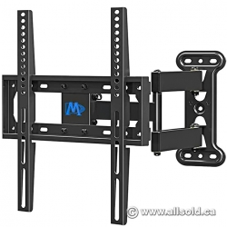"""Mounting Dream 26"""" - 55"""" 60lbs Full Motion TV Wall Mount"""