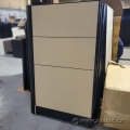 Gold Boulevard Cubicle System Divider Wall Panels