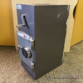 Grey Top Loading Depository Drop Safe w/ Electronic Keycode Lock