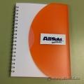 Lot of 250+ Branded Orange Planner Notebooks