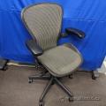 "Herman Miller Aeron ""B"" Size Ergonomic Task Chair w/ PostureFit"