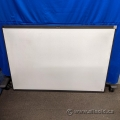 """Quartet Magnetic Whiteboard 48"""" x 34"""" with Marker Tray"""