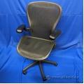 """Herman Miller Aeron """"C"""" Size Mesh Ergonomic Task Chair"""