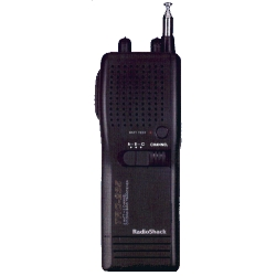 Radio Shack CB Walkie Talkie TRC-235