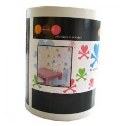 Lot of 2 Tokidoki 144 Hearts & Bones Wall Candy Arts Stickers