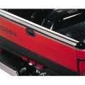 Putco stainless steel truck accessories tailgate guards