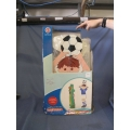 The Toy Workshop Wooden Height Chart Soccer Boy