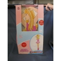 The Toy Workshop Wooden Height Chart Girl Ballerina