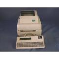 Eltron TLP 3642  Bar code scanner with Zebra KDU