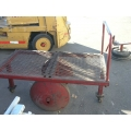 Red Heavy Duty Cart for Mechanics Shop[ 47 x 26 x22 ste
