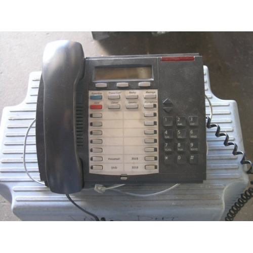 Mitel Super Console 1000 Light Phone System and Accessories