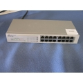 Allied Telesis AT-FS716L 16 port 10/100 ethernet switch