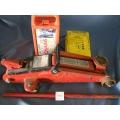 Radial Tire Chain, Battery Warmer, 2 Ton Trolley Jack