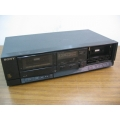 Sony TC-W301 Stereo Cassette Deck