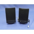 ALTEC LANSING BXR1120 2.0 Speaker System for PC and MP3 Player