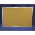 36 x 24 Cork Bulletin Board with Aluminum Frame