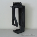 3M Black Under Desk Mount Computer Caddy CPU Stand