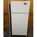 Whirlpool 12 cu ft Apartment Top Freezer Refrigerator Fridge