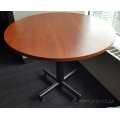 "Autumn Maple 36"" Round Meeting Conference Table"