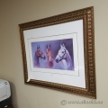 Three Kings Framed Wall Art Picture