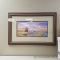 Prairie Grain Elevator Framed Wall Artwork