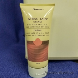 Set of Two - Sween Atrac-Tain Cream with Urea and A.H.A - 140 ml