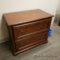 2 Drawer Lateral File Storage Cabinet, Locking