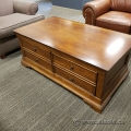 4 Drawer Coffee Table for Home or Lobby
