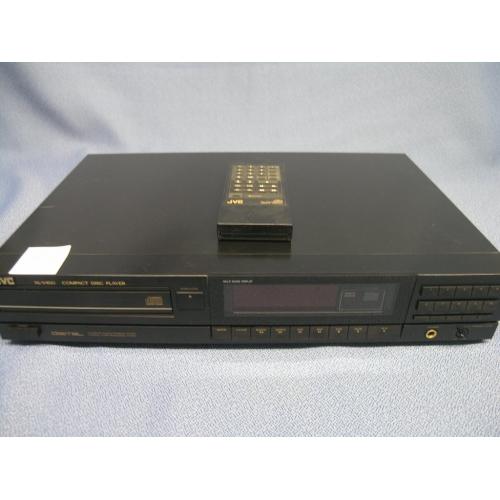 Jvc Xl V450 Digital Compact Disc Cd Player Allsold Ca