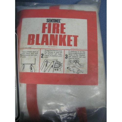 Safty First Aid Kit And Fire Blanket Allsold Ca Buy