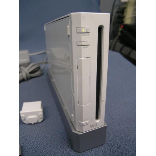 Nintendo wii console controllers numchucks cases allsold for Consul use cases