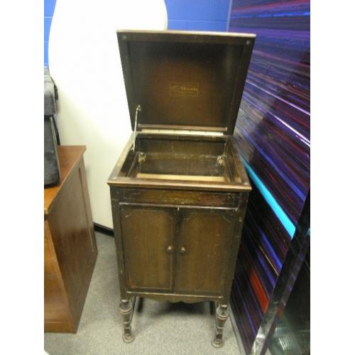 Orthophone Victrola Talking Machine Company Case Allsold