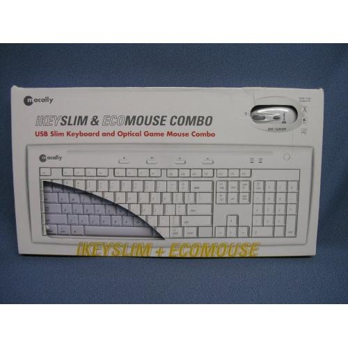 macally ikeyslim ecomouse combo usb keyboard mouse buy sell used office. Black Bedroom Furniture Sets. Home Design Ideas