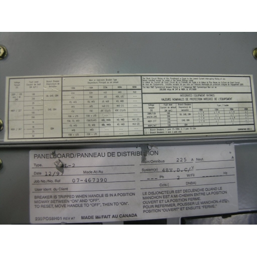 electrical fuse panel locking door breaker box prl2 allsold ca buy sell used office
