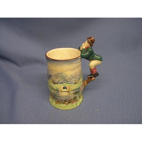 Royal Winton Grumwades Musical Mug England Circa 30 40s