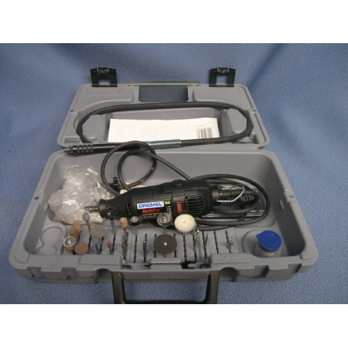 Dremel Multipro Rotary Tool 395 Type 5 Corded W Case