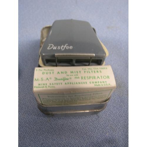 Vintage Dustfoe 66 Respirator Cm 76869 Allsold Ca Buy